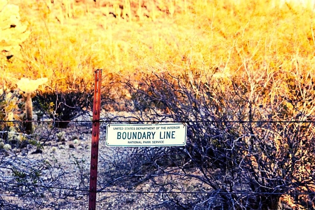 What 'having boundaries' means to me