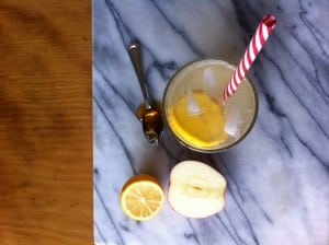 Sweet Honey Mocktail