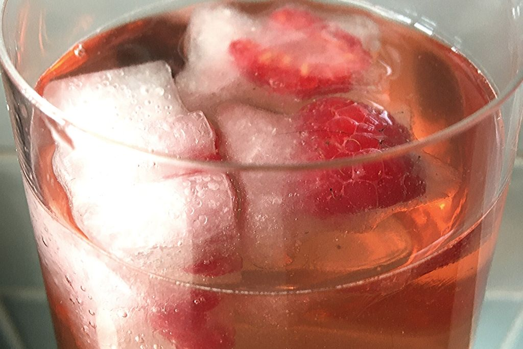 Drink of the Week: Raspberry Iced Tea